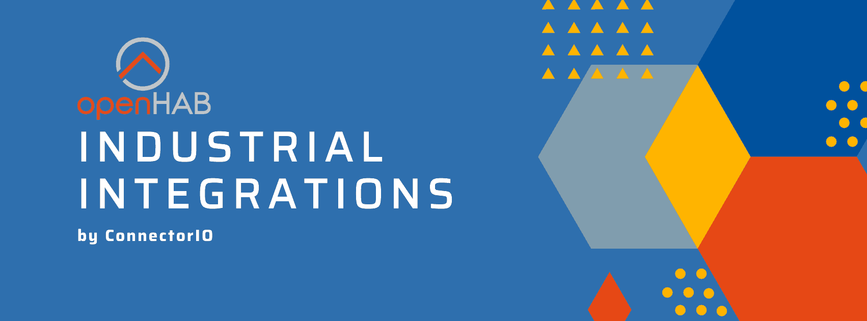 ConnectorIO openHAB Industrial Integrations