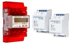 electricity metering set